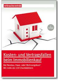 Immobilienkauf Haus Verbraucherzentrale Hamburg Lexikon Immobilienfinanzierung