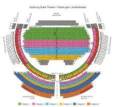 Royal Albert Hall Floor Plan Salzburg State Theatre Tickets