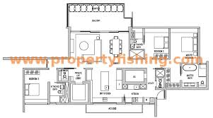 residence floor plan leedon residence floor plan 3a property fishing