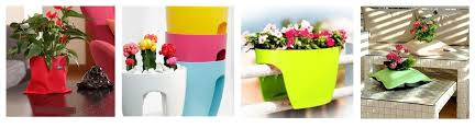 greenbo greenbo a designed railing planters for plants flowers herb