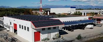 manufacturing plant italy clco sistemi brand