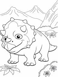 dinosaur train coloring pages tank coloringstar