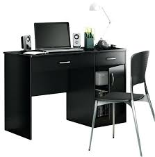 modern black computer desk small black writing desk amicicafe co