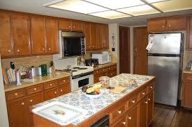 fluorescent kitchen ceiling light fixtures flush mount