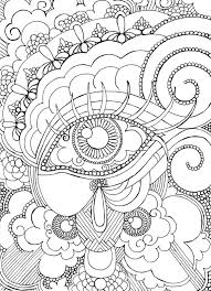 detailed coloring pages older kids funycoloring
