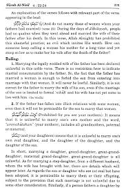 preferred vendor agreement template surah an nisaa 4 22 24 maariful quran maarif ul quran quran surah an nisaa 4 22 24 maariful quran maarif ul quran quran translation and commentary