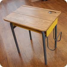 bureau d ecolier meubles vintage meubles vintage enfant ancien bureau d écolier