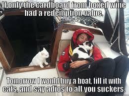 Cat Buy A Boat Meme - crazy cat lady memes image memes at relatably com