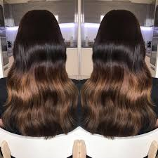 European Weave Hair Extensions by Mobile Hair Extension Services Micro Rings Keratin Bonds Weave