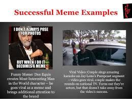 Meme Dos Equis - pop culture marketing in tourism