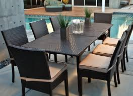 Pier One Dining Room Chairs by Dining Room Outdoor Wicker Dining Sets Beautiful Wicker Dining
