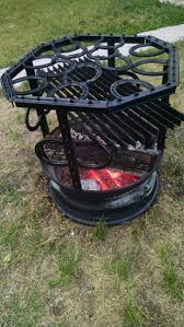 Backyard Grill Ideas by Fire Pit Grill Ideas For Your Backyard Diy Projects For Everyone