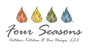 Kitchen Logo Design Four Seasons Outdoor Kitchen Logo U2013 Ian Griffiths Design