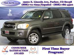 2005 toyota sequoia limited specs used 2005 toyota sequoia for sale co 235300