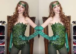 Poison Ivy Halloween Costume Kids Poison Ivy Costume Diy Projects Craft Ideas U0026 U0027s