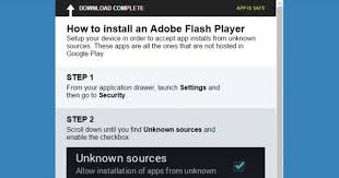 android adobe flash player a trap marcher banking trojan masquerades as adobe flash player
