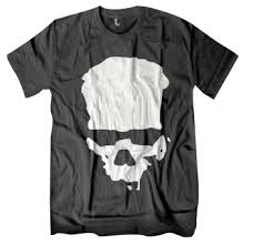 desain baju kaos hitam polos cara agar gambar desain mengikuti kontur kaos di coreldraw keripik