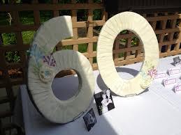60th anniversary decorations diy wednesday 60th anniversary party 60th anniversary