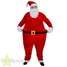 fat christmas fancy dress santa elf penguin costume xmas novelty