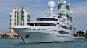 luxury superyachts chartered by celebrities boat international