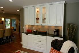 kitchen under lighting for cupboards decorating exciting white medallion cabinetry with under cabinet
