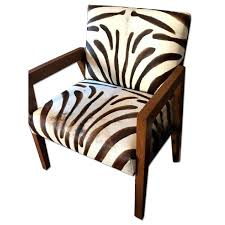 williams sonoma zebra pattern chair aptdeco