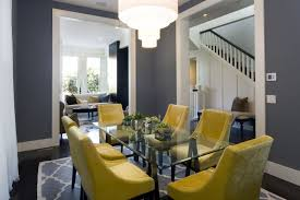 delightful design yellow dining room chairs ingenious inspiration