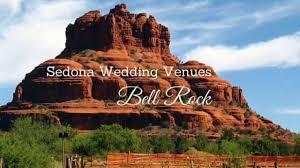 sedona wedding venues sedona weddings at bell rock in sedona arizona