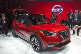 nissan kicks 2017 red 10 major world debuts from 2017 la auto show all available next year