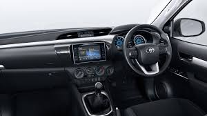 New Focus Interior New Hilux Crew Cabs For Sale Toyota Ireland Brian Geary
