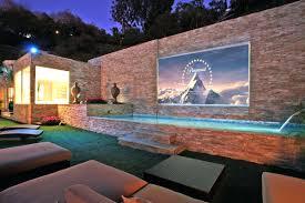 ideas for outdoor cinema inmyinterior and exteriormoviescreen
