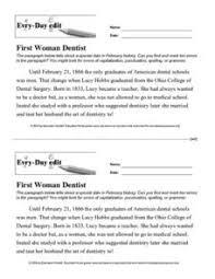 printables daily edit worksheets ronleyba worksheets printables