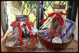 thrifty thursday thrifty christmas hampers thrifty thursday