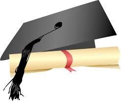 graduation diploma graduation cap and diploma free clip free clip