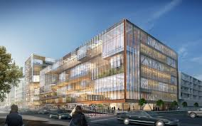 Floor Plans For Commercial Buildings by Shop Unveils Plans For New Uber Headquarters In San Francisco