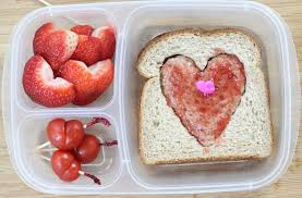school valentines and easy s day school lunch ideas
