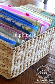 Tips To Organize Kitchen 5 Tips To Organize A Messy Drawer Napkins Organizing And Drawers