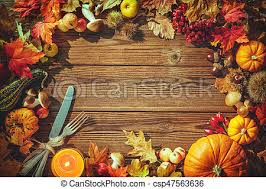 stock photos of thanksgiving day background autumn background