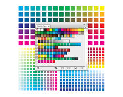 color swatches to create a wide range of custom color swatches in illustrator