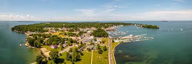 Sandusky Ohio Six Flags Sandusky Ohio And Lake Erie Islands Wineries