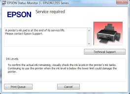 resetter canon l300 reset your epson canon printer save your money icttechtips