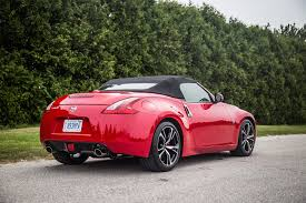 2017 nissan 370z convertible review 2018 nissan 370z roadster touring sport canadian auto review