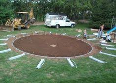 Backyard Above Ground Pool by Backyard Make Over What To Do After Removing An Above Ground Pool