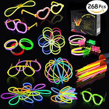 glow party glow sticks 268pcs budi glow party favors for kids