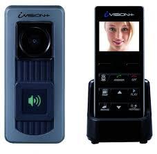 Interphone Video Blyss by Portier Video Sans Fil Pas Cher