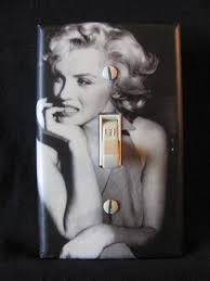 Marilyn Monroe Bedroom Ideas by Marilyn Monroe Light Switch Cover Black And White 5 99 Via Etsy