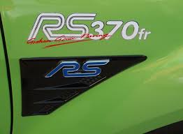 ggr launches 275kw mk2 ford focus rs photos 1 of 7