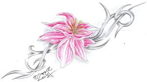 images of tribal flower tattoo wallpaper sc