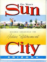 Sun City West Floor Plans by Download Sun City West Az Marketing Brochure 1978 1980
