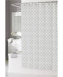 Kassatex Shower Curtain Kassatex Marrakesh Shower Curtain Throughout Fabric Shower
